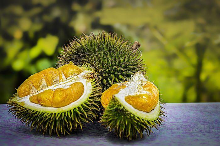 Durian buah berduri harum baunya, lezat dagingnya. Tapi 3 orang ini jangan coba-coba durian jika tak ingin celaka.