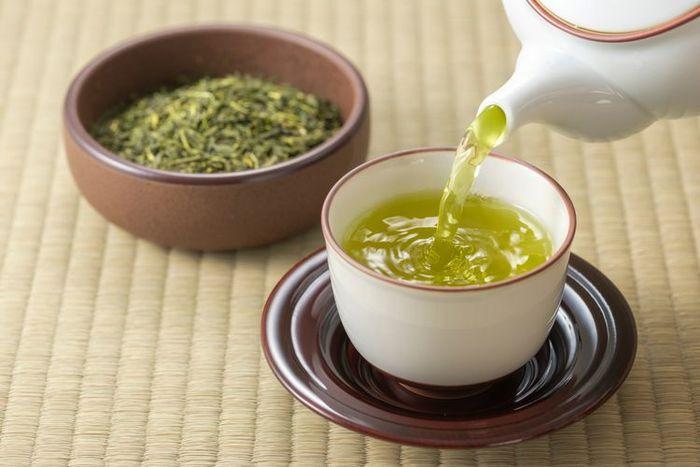 lustrasi teh hijau, manfaat teh hijau bagi kesehatan