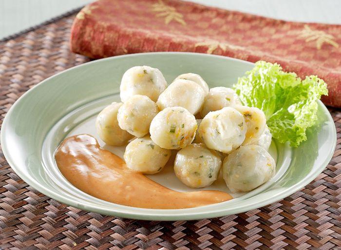Resep Cilok Bumbu Kacang Untuk Jualan - Resep Cilok Bumbu Kacang Yang Nikmat Untuk Jualan ...
