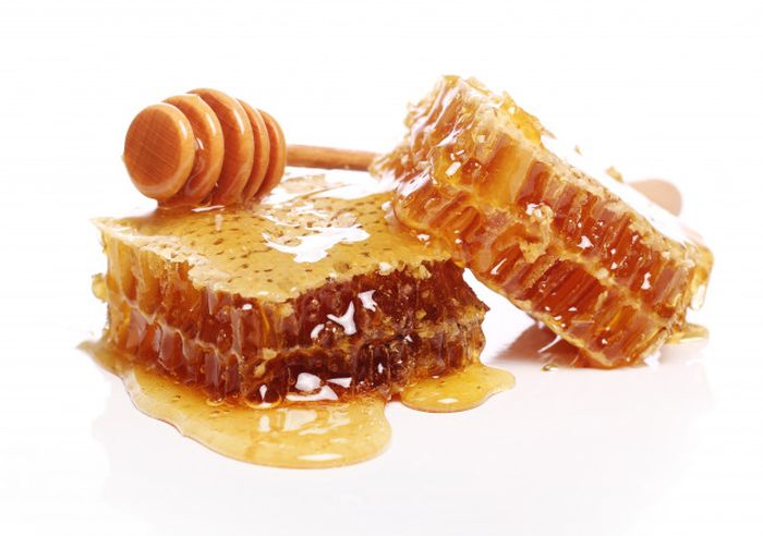 Honey like this is healthy, especially black honey which tastes bitter.  amazing properties.