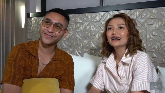 Krisjiana Baharuddin dan Siti Badriah