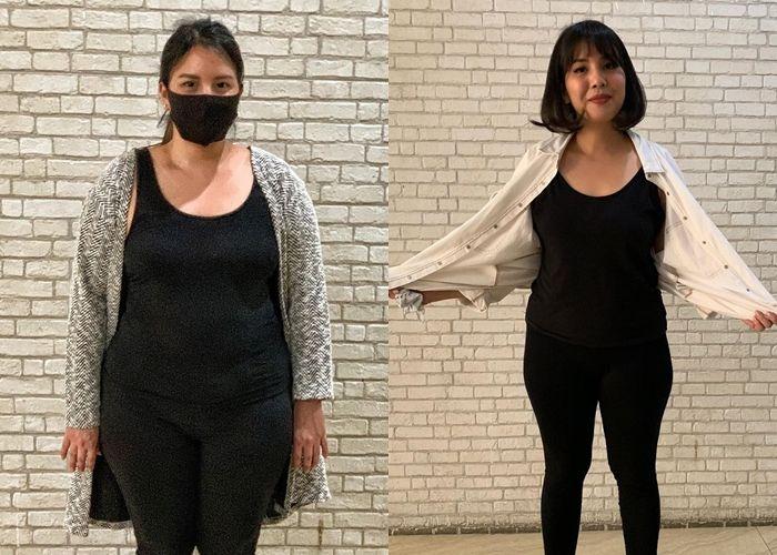 Perubahan tubuh Tya Ariestya