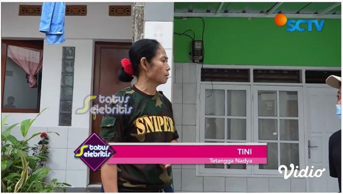 Tetangga Nadya Mustika Rahayu