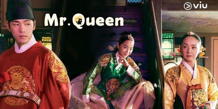 Mr Queen drma Korea