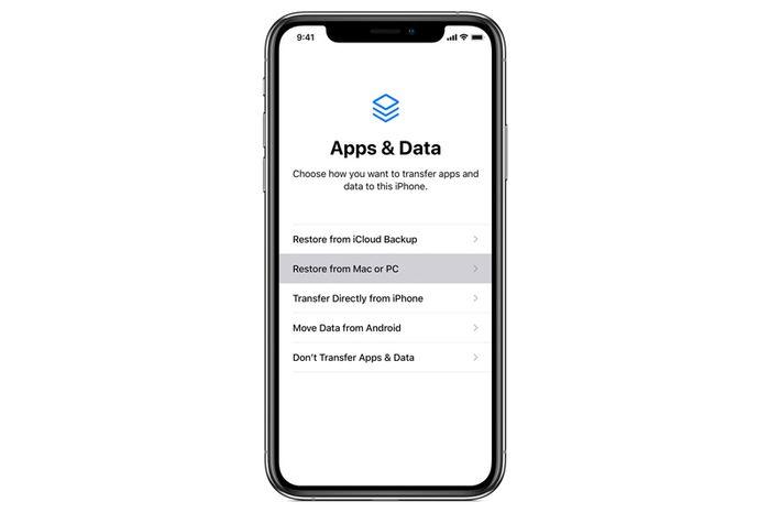 3 Cara Mudah Pindah Data Iphone Lama Ke Iphone Baru Semua Halaman Makemac