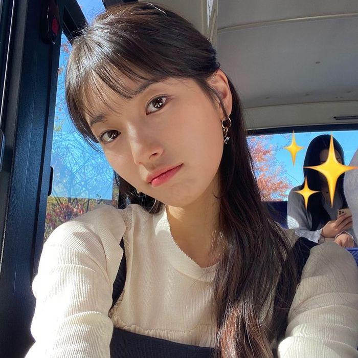 Tren Gaya Rambut 2021 Potongan Poni Ala Pemain Drama Korea Semua Halaman Stylo