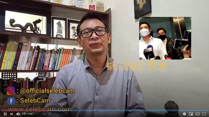 Pakar Mikro Ekspresi, Kirdi Putra (Youtube Seleb Cam)