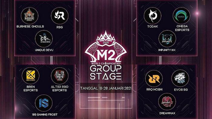 Turnamen M2 Mobile Legends Bakal Dimulai, Cek Jadwalnya # ...