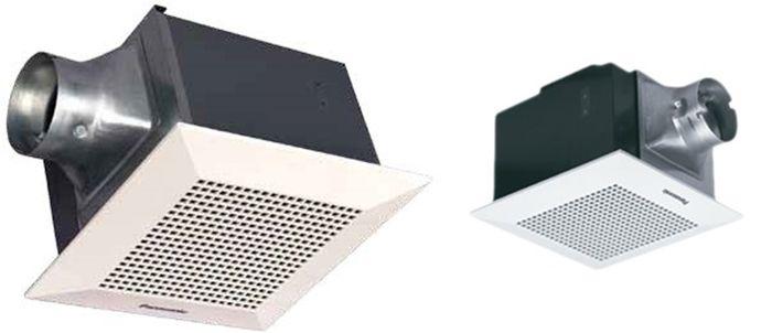 Ilustrasi Ventilating Fan milik Panasonic.