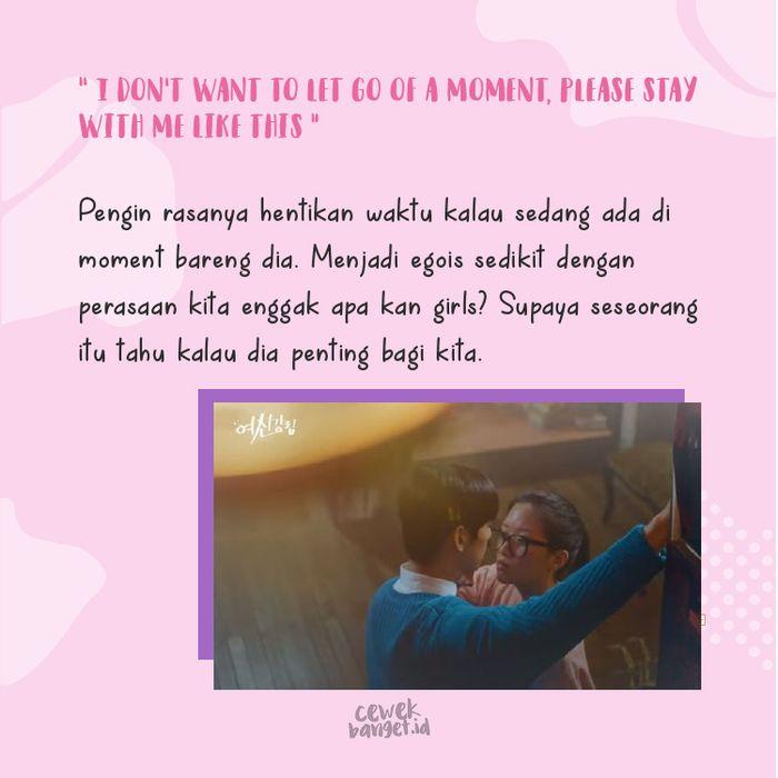 Lirik Love So Fine OST True Beauty dari Sudut Su Ho Ini Bikin Baper! 7