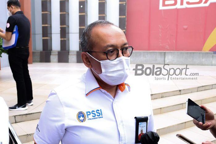 Direktur Utama PT Liga Indonesia Baru (LIB), Akhmad Hadian Lukita, siap menggelar turnamen pra-musim di 4 kota.