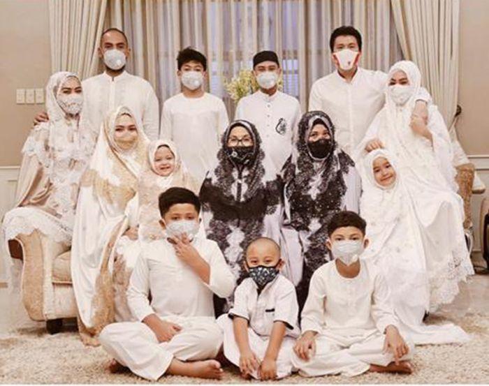 Kedekatan Lala Nurlela dengan keluarga Syahrini