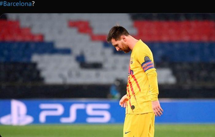 3 langkah yang wajib dilakukan Barcelona jika tak ingin Lionel Messi hengkang.