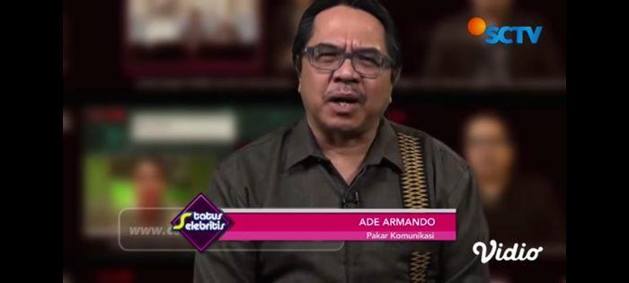 Pakar Komunikasi memberikan kritik pada pasangan Aurel dan Atta