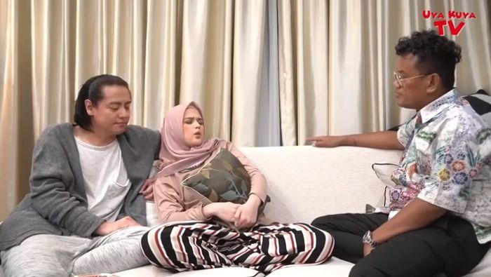 Perbincangan Uya Kuya, Roger Danuarta dan Cut Meyriska yang menceritakan kronologi kejadian Tsunami Aceh 2004