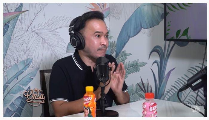 Ruben Onsu kesal Betrand Peto dimintai uang (YouTube/The Onsu Family)