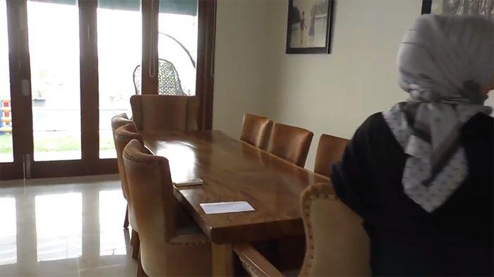 Ruang makan <a href='/tribun/tag/ratna-galih' title='RatnaGalih'>RatnaGalih</a>
