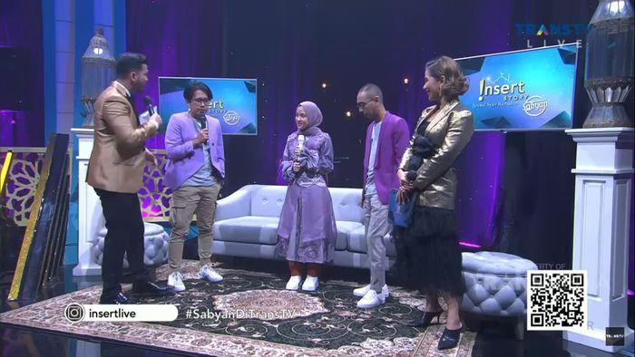 Sabyan Gambus kompak kenakan busana serasiTRANS TV Official Youtube