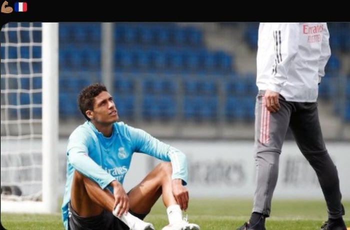 Bek Real Madrid, Raphael Varane