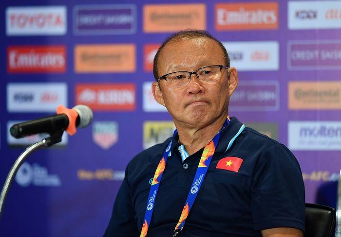 Pelatih timnas Vietnam, Park Hang-seo.