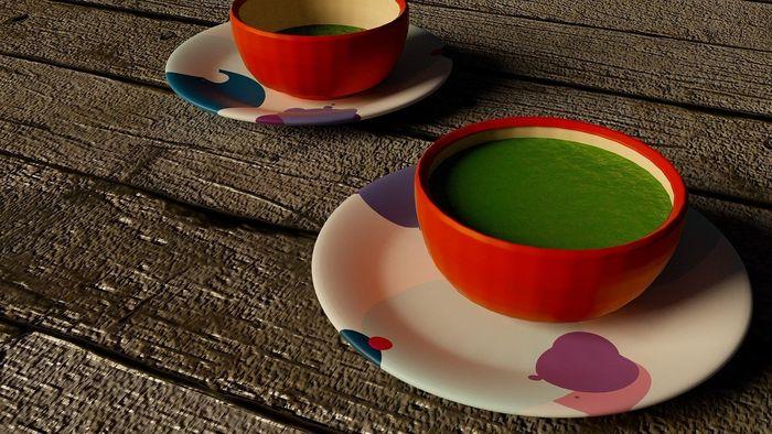 Manfaat teh hijau selain kesehatan untuk perawatan rumah