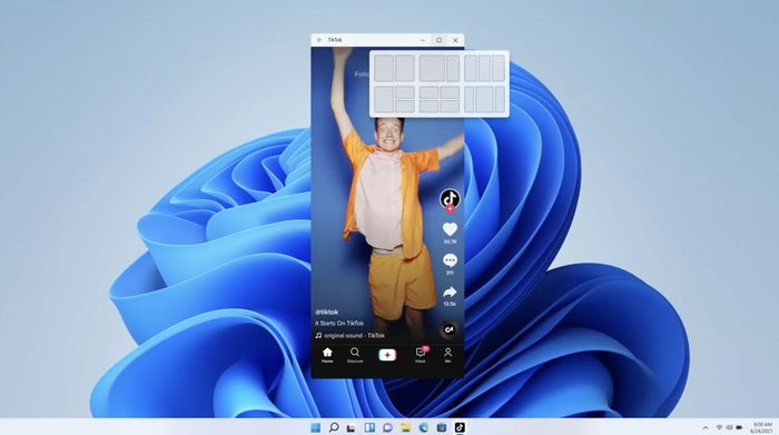 ¿Quiere ver TickTalk, Instagram o Twitter en Windows 11?  ¡Conocido!
