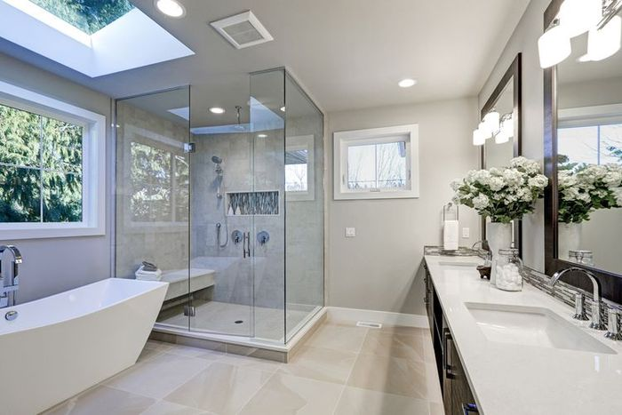 Memiliki kamar mandi fleksibel