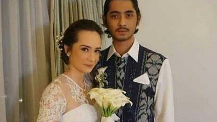 Potret pernikahan sederhana Putri Anne dan Arya Saloka