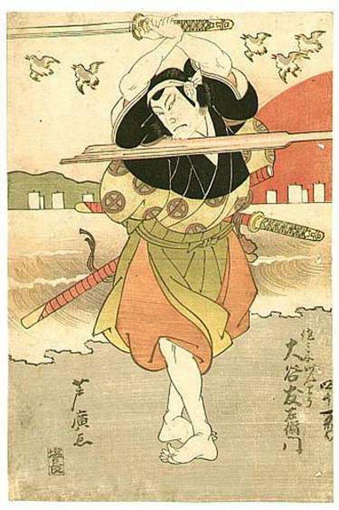 Dia Mengalahkan Seorang Ahli Pendekar Pedang Dengan Pedang Kayu