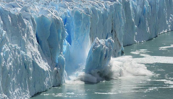 El hielo antártico que comienza a derretirse debido al calentamiento global tendrá un impacto negativo en la vida.