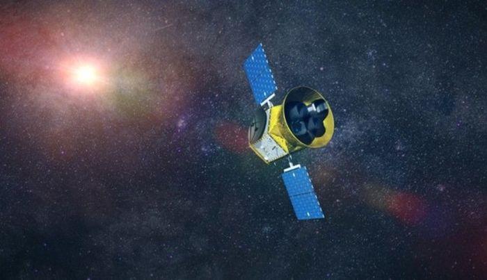 Le satellite TESS (Transiting Exoplanet Survey Satellite) de la NASA a identifié 5 objets non identifiés.