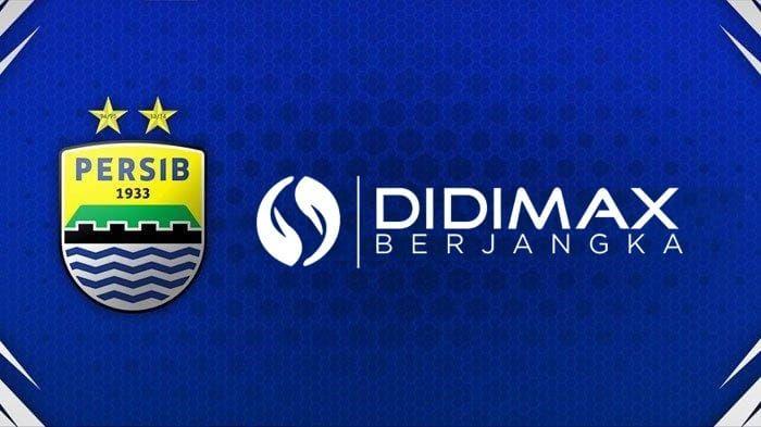 Didimax berjangka sponsor Persib Bandung