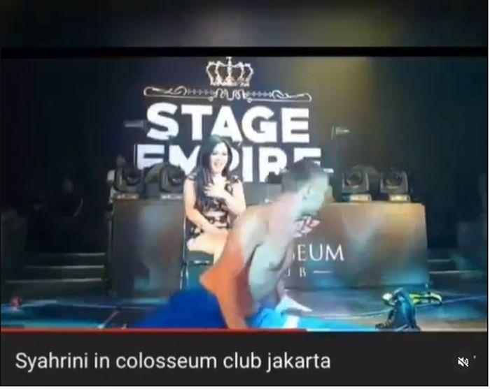 Tubuhnya Diraba dan Dipeluk Bule, Video Lama Diduga Syahrini Tersebar saat Berpakaian Seksi di Club Malam