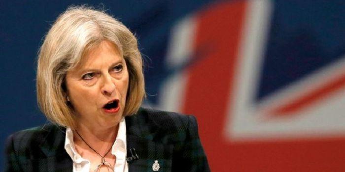 theresa may, perdana menteri inggris