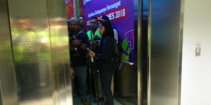 Ilustrasi lift