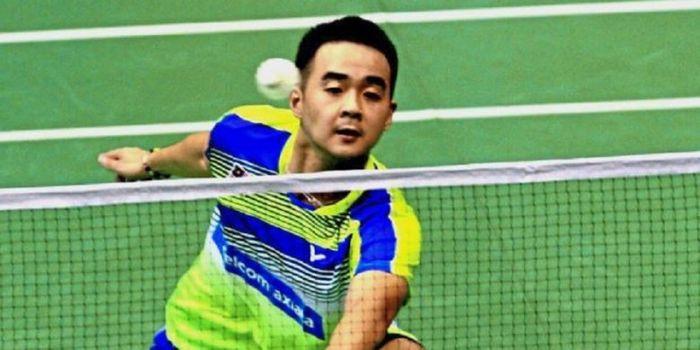 Pebulu tangkis tunggal putra Malaysia, Soong Joo Ven.
