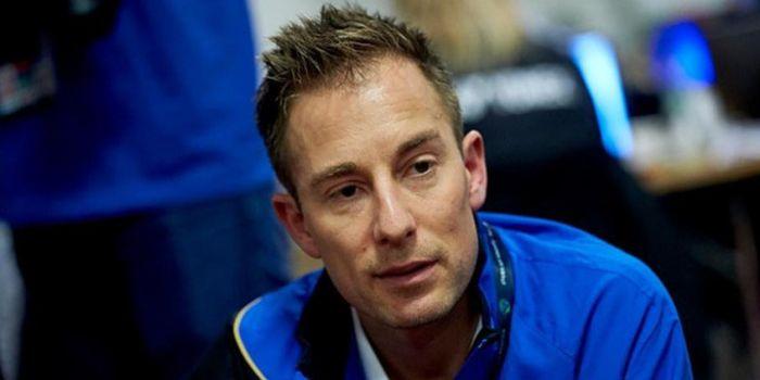 Mantan pebulu tangkis nomor 1 dunia dari Denmark, Peter Gade.