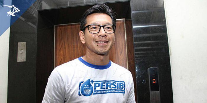 Direktur Operasional PT Persib Bandung Bermartabat Teddy Tjahyono