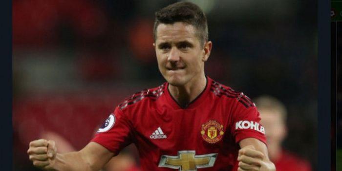 Pemain Manchester United, Ander Herrera.