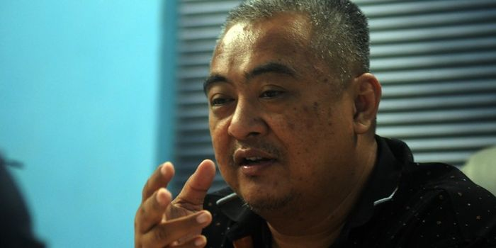 General Manager Arema FC, Ruddy Widodo.