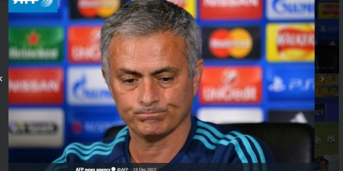 Jose Mourinho belum terikat dengan tim mana pun seusai didepak Manchester United pada 18 Desember 20