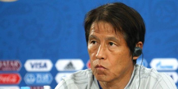 Pelatih timnas Jepang, Akira Nishino. (http://www.jfa.jp)