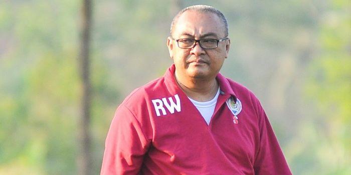 General Manager Arema Cronus, Ruddy Widodo .
