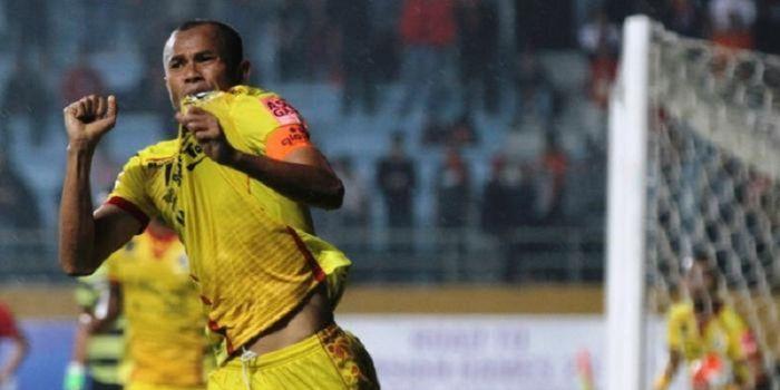 Supardi Nasir saat berseragam Sriwijaya FC.