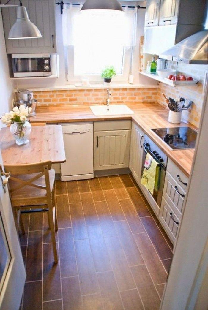 Meja Makan Dapur Kecil Desainrumahid com