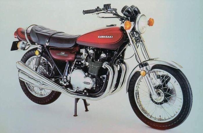 Kawasaki Z2 / Z750RS