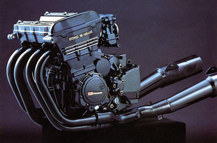 Mesin Kawasaki Ninja GPZ900R