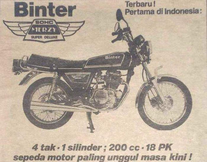 Kawasaki Binter KZ200