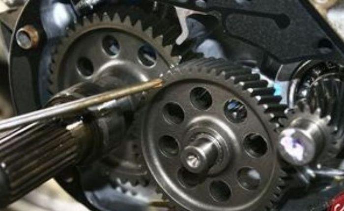Gir Rasio Di Motor Matik