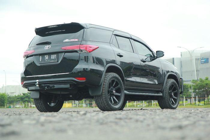 Toyota All New Fortuner VRZ Roy yang anti ceper